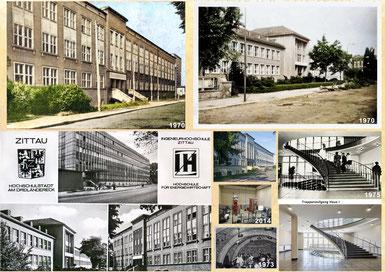 Collage Ingenieurhochschule Zittau (IHZ)
