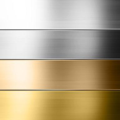 Material Lasergravur Metalle