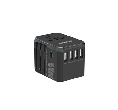 EPICKA Universal USB Travel Adapter