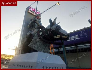 مجسمه و ماکت گوزن آهو شتر مرغ خروس کبوتر اسب گاو
