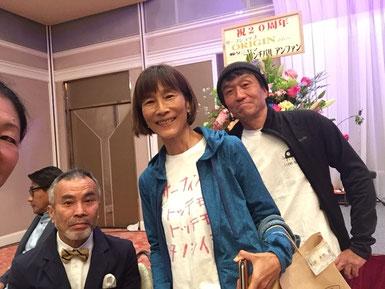 大児さんと圭子さんも一緒でした~♪