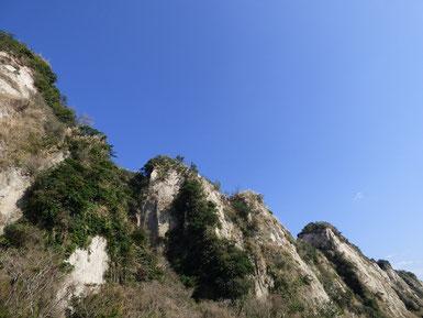 江口蓬莱と青空~