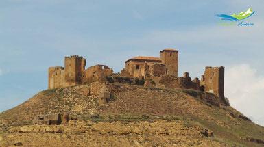 El Castillo de Montearagon