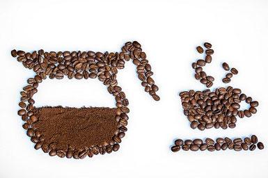 コーヒーと鍼灸