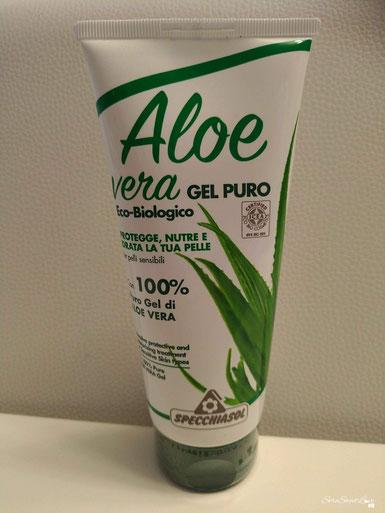 Aloevera Gel puro Eco-biologico Specchiasol