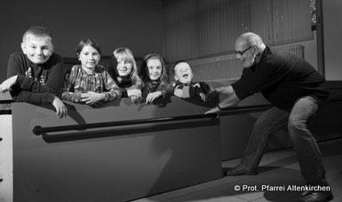 Kindergruppe der Prot. Pfarrei Altenkirchen