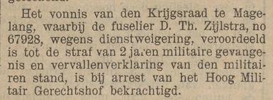 Het nieuws van den dag voor Nederlandsch-Indië 17-01-1914
