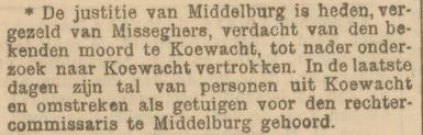 Dagblad van Zuidholland en 's Gravenhage 09-01-1900