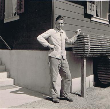 Hugo Stöckli 1927
