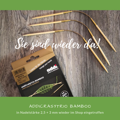addicrasyTrio bamboo