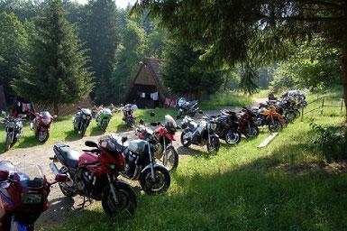 Treffen im CVJM-Camp Michelstadt