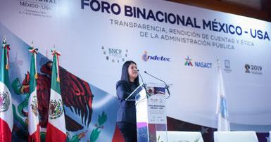 Se realiza en Morelos foro para impulsar transparencia y rendición de cuentas