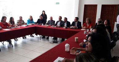 Presenta Gobierno de Morelos Plan de Pacificación a Legisladores