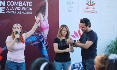 Gobierno de Cuernavaca promueve la equidad de género