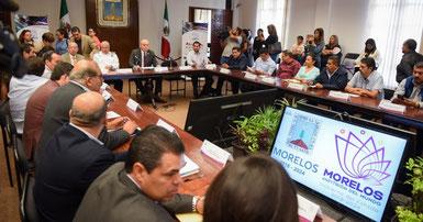 Mantiene puertas abiertas Ejecutivo con municipios
