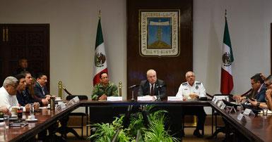 """""""Comando Tlahuica"""" no opera en Morelos: Ortiz Guarneros"""