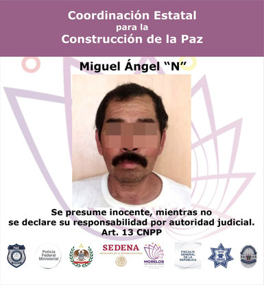 Hombre requerido por autoridades de Baja California es aprehendido en Morelos