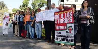 Garantiza Gobierno de Cuernavaca respeto a partes involucradas en rechazo a Torres departamentales en Tlaltenango