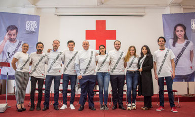 Cruz Roja lanza campaña para prevenir accidentes vehiculares
