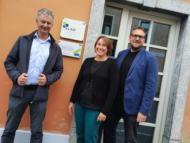 Projektassistentin im KEM & KLAR Graz-Umgebung Nord Büro gut angekommen.