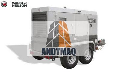 Generador Wacker G100S