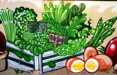 Notre célèbre sauce verte est composée de 7 herbes, pas une de plus !