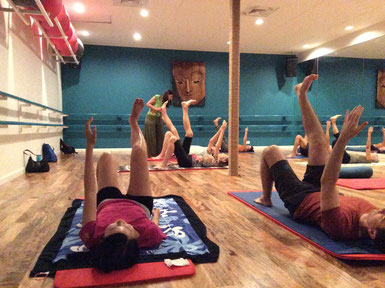 ATM class at Still and Moving Center Honolulu