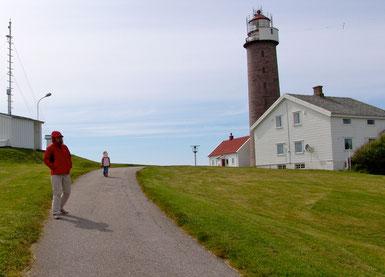 Leuchtturm Lista fyr