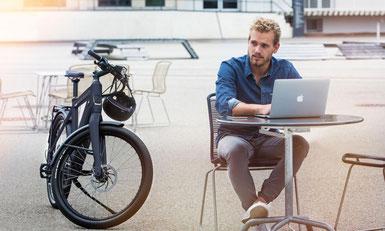 Stromer e-Bikes und Pedelecs in der e-motion e-Bike Welt in Wiesbaden