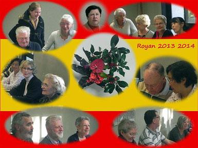 Atelier d'espagnol Royan 2013-14