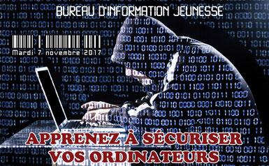 Atelier multimédia organisé par le Bureau information jeunesse de Vélizy-Villacoublay.