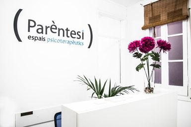 Consulta de psicología Parèntesi Barcelona