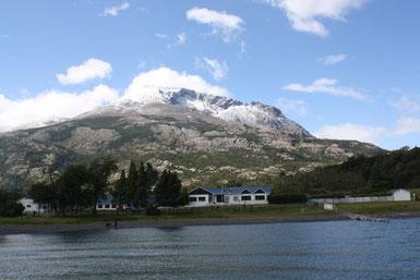 Estancia, Ausflug Puerto Natales