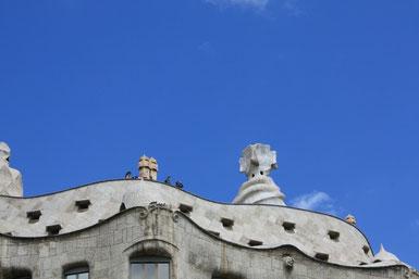 Интересные факты о доме Мила (А. Гауди) в Барселоне