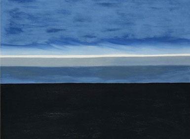 ꧁ Georgia O'Keeffe, The Beyond, 1972 ꧂