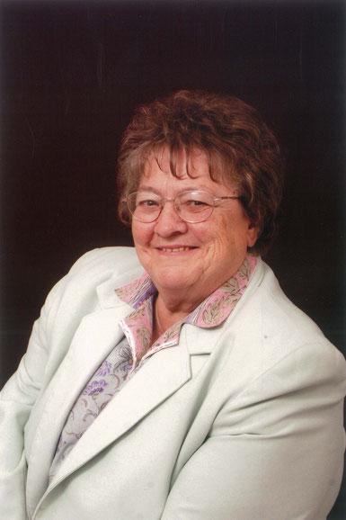 Mme Rita Robert (Présidente de la fondation du Manoir Saint-Eustache)