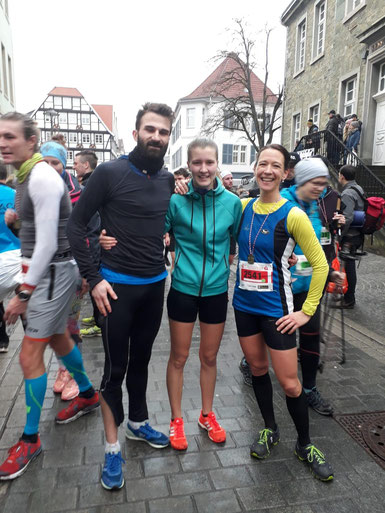 Thorsten Herrig, Lena Ritzel und Dorothee Rogosch, Foto D. Ritzel