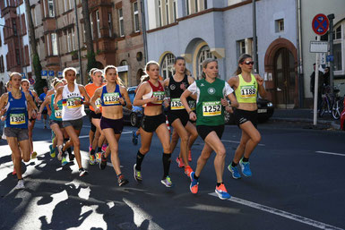 Start Frauen, Foto H. Schaake