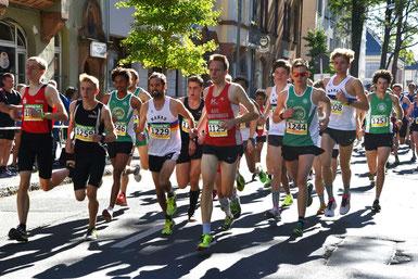 Start 10km Männer, Foto H. Schaake
