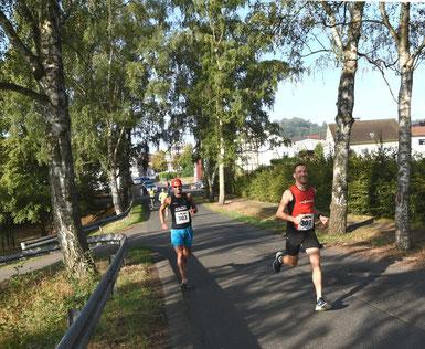Micha Thomas und Markus Schraub FOTO.H.Schaake
