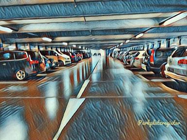 p1 parkeerplaats vliegveld eindhoven