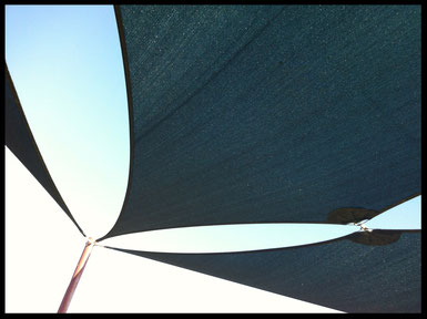 Linked Shade Sails, Moutere