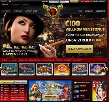 Casino Lobby von 7Red