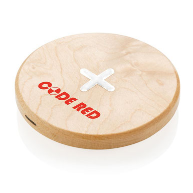 Wireless-Charging , Wireless-Charging  bedrucken, Wireless-Charging  mit Logo, Wireless-Charging  Holz, Wireless-Charging  bedruckt, Kabellose-Ladestation bedrucken,Kabellose-Ladestation mit Logo