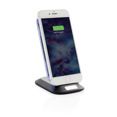 Wireless-Charging, Kabellose Ladestation bedrucken, Wireless Ladestation bedruckt, Wireless Ladestation Werbemittel, Kabellose Ladestation, Wireless-Charging bedrucken, Wireless-Charging mit Logo
