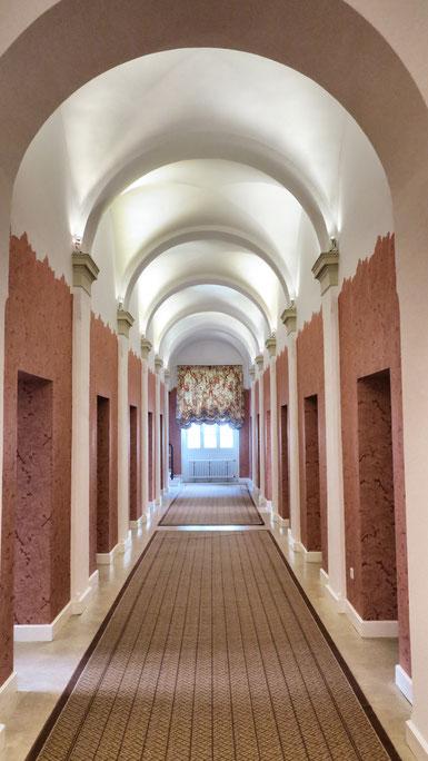 Ayurveda-Zentrum im Gräflichen Park Grand Resort © Horst Hamann
