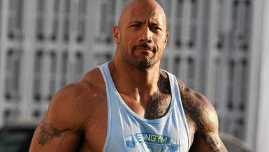 Dwayne Johnson Trainingsplan und Ernährungsplan