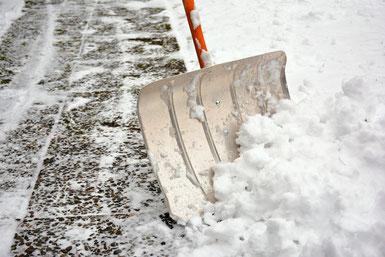Winterdienst der Wulf Objektbetreuung e.K.