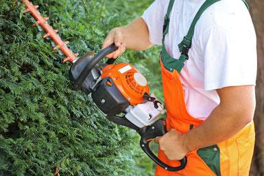 Gartenpflege der Wulf Objektbetreuung e.K.