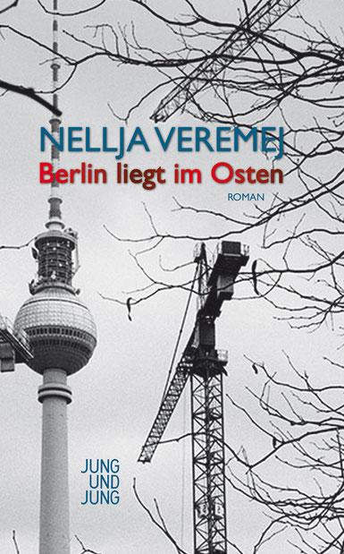 Cover Berlin liegt im Osten